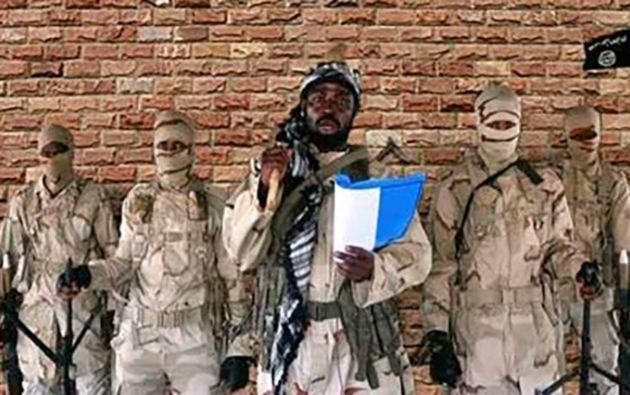 """""""Nosotros estamos detrás de lo que ocurrió en Katsina"""", afirmó el líder de Boko Haram, Abubakar Shekau."""