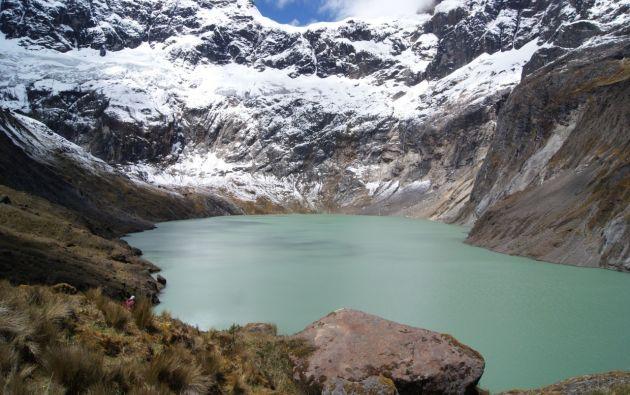 La Laguna Amarilla es una de las principales atracciones turísticas de Penipe.
