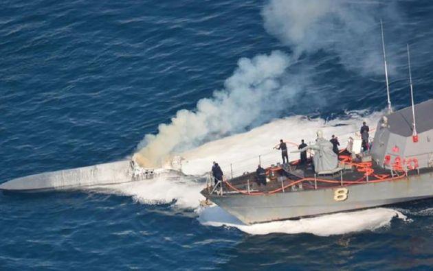 El Cártel de Sinaloa traficó cocaína con tiburones congelados.