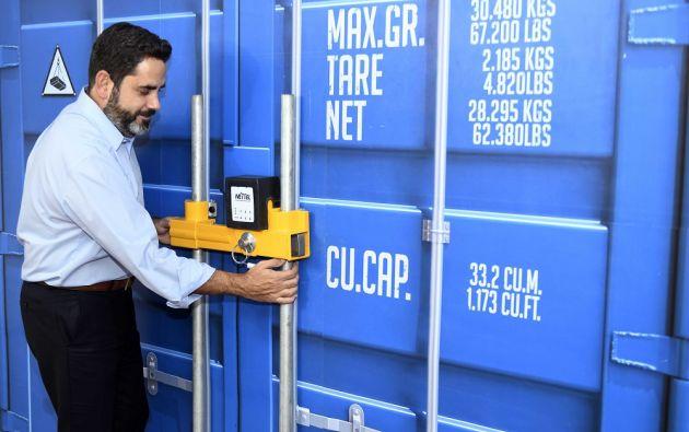 El monitoreo satelital acompañado de una custodia o de un equipo físico de soporte de seguimiento son claves para un servicio integral en la seguridad del traslado de la carga. Foto Vistazo.