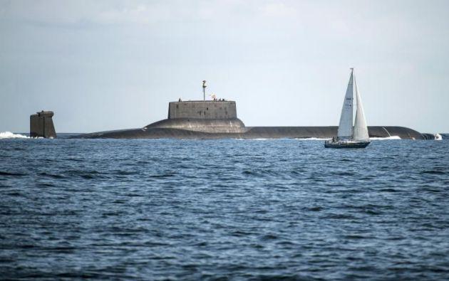 Uno de los modelos de submarinos tiene una proyección de 8.000 km de alcance.