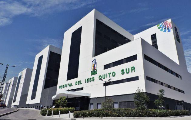 El hospital del IESS Quito Sur, el más grande de la capital, cuenta con 170 camas de hospitalización y todas están llenas, al igual que la sala de cuidados críticos.
