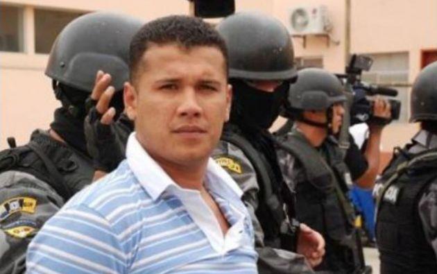 El poder de Zambrano empezó en el 2007 cuando heredó el cargo de cabecilla de Los Choneros.