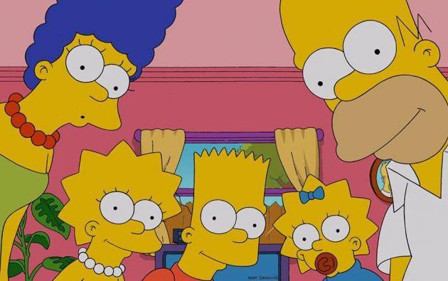 Foto: Facebook The Simpsons