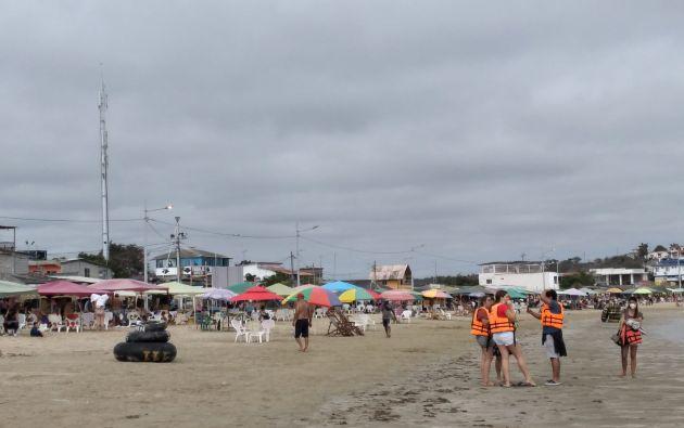 """""""Las restricciones nos cortaron todo, esperemos este año nuevo 2021 sea el de la reactivación"""", expresó Luis Mendoza, dirigente turístico manabita."""