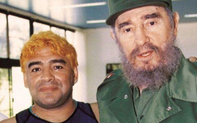 La herencia de Maradona es extensa y aún se desconoce en su totalidad.  Crédito: Instagram @Diego Maradona