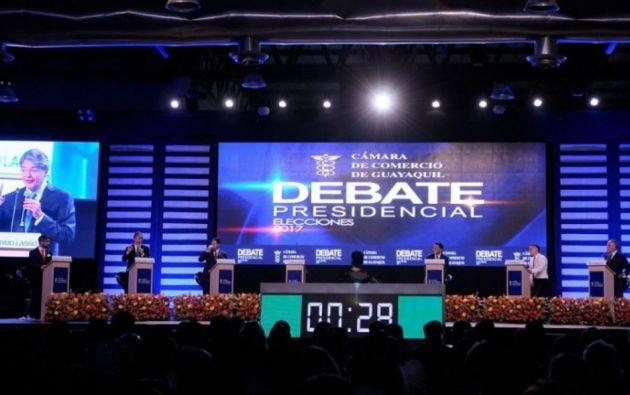 El CNE conformará una Comisión Interna de Debates Electorales. Foto: archivo