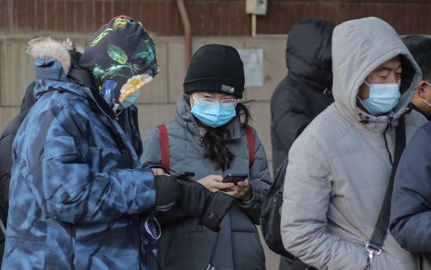 La misión debería viajar, entre otros lugares, a la ciudad de Wuhan (centro de China), donde se detectaron los primeros casos de COVID-19. Foto: EFE