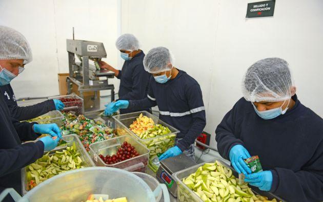 Para el presente año, el sector de alimentos y bebidas trabajará en la consolidación de las exportaciones.
