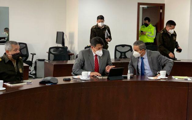 El Ministro de Gobierno indicó que el informe del ente de control recomienda la judicialización de los nuevos hallazgos.