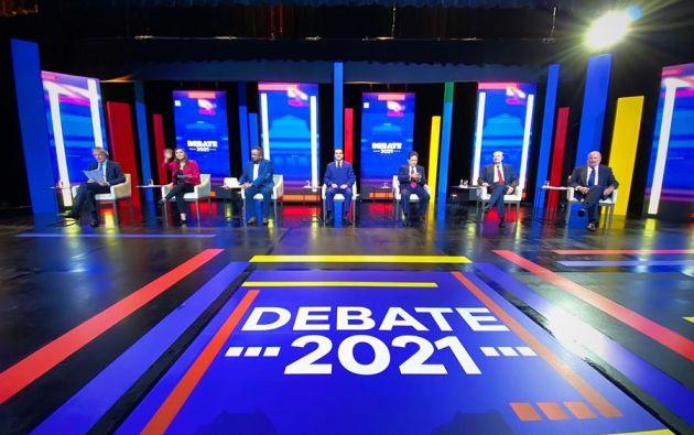 El debate se desarrollará en dos días: 16 y 17 de enero de 2021. Foto referencial: EFE