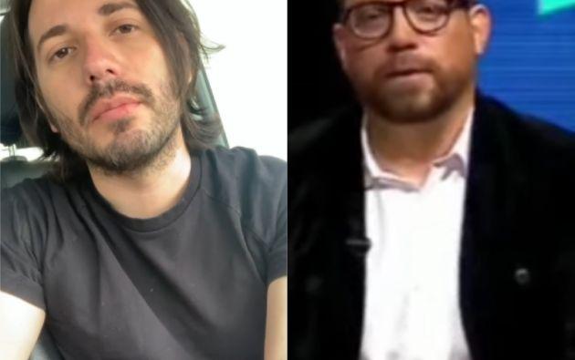 El video de la parodia del actor llega a las casi 70.000 reproducciones en Instagram.