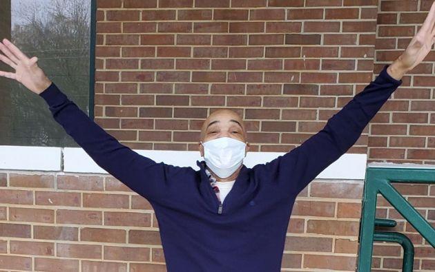 Eddie Lee Howard pasó 26 años en la cárcel esperando la ejecución por un crimen que no cometió. Foto: Mississippi Innocence Project