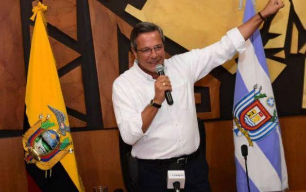 Jairala, quien no se ha pronunciado recientemente por el comunicado de la CNA, fue prefecto del Guayas entre 2009 y 2018.
