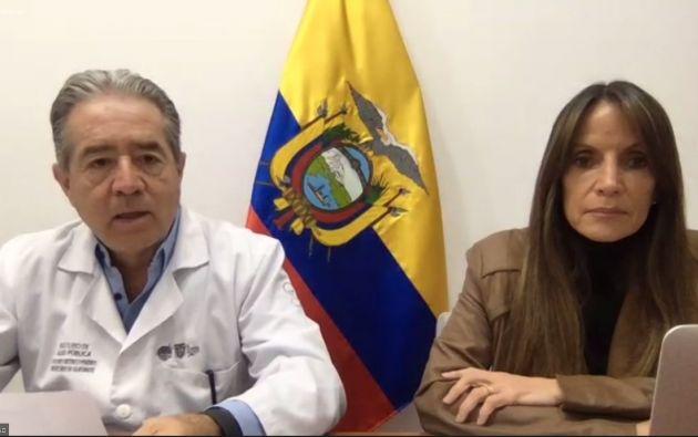 Hoy llegan a Ecuador las primeras 86.000 dosis de vacunas contra la COVID-19.