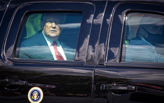 Era la primera vez en 151 años que un presidente no acudía a la ceremonia de investidura de su sucesor. Foto: EFE