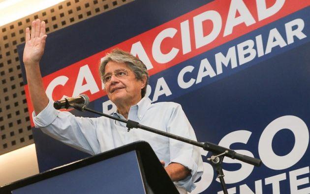 """Ministro de Salud debe renunciar ya"""", manifestó Lasso tras las denuncias sobre el plan de vacunación."""