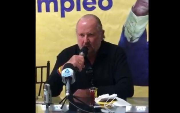 Romero propone sanciones más drásticas para las personas que cometan crímenes.
