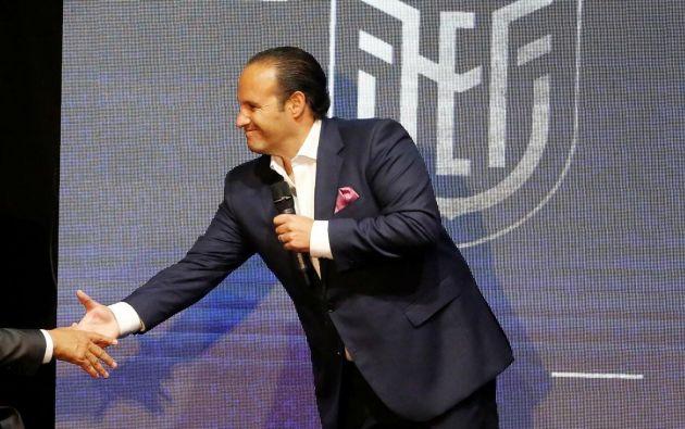 El Congreso Ordinario de Fútbol valió para conocer las actividades desplegadas en 2020, como el avance en la construcción del complejo en Daule, a pocos kilómetros de la sede de la FEF en Guayaquil.