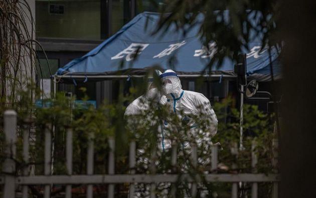 Los investigadores de la OMS también entrarán en laboratorios como el Instituto de Virología de Wuhan. Foto: EFE.