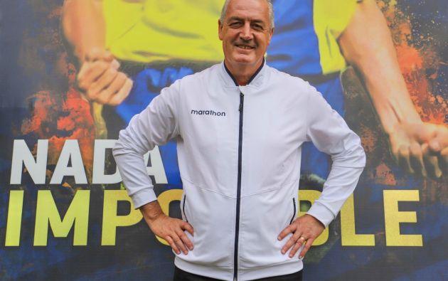 El entrenador de 58 años atraviesa su primera experiencia como seleccionador. Foto: Cortesía