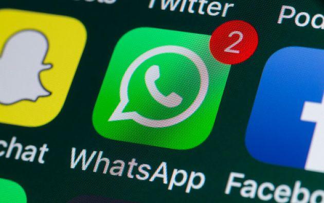 El 19 de febrero de 2014, Mark Zuckerberg anunció la compra de WhatsApp. Foto: Archivo