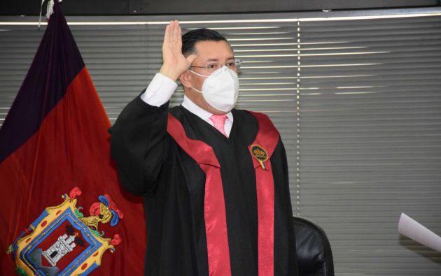 Saquicela reemplazará en la presidencia a Paulina Aguirre. Foto: API