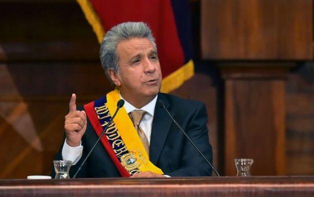 Rafael Correa pedirá la renuncia de Moreno, si Arauz gana en primera vuelta.