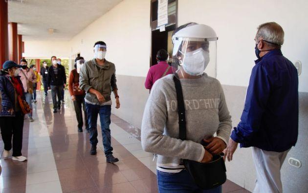 Para estas elecciones el padrón es de 13 millones de ecuatorianos habilitados. Foto: API