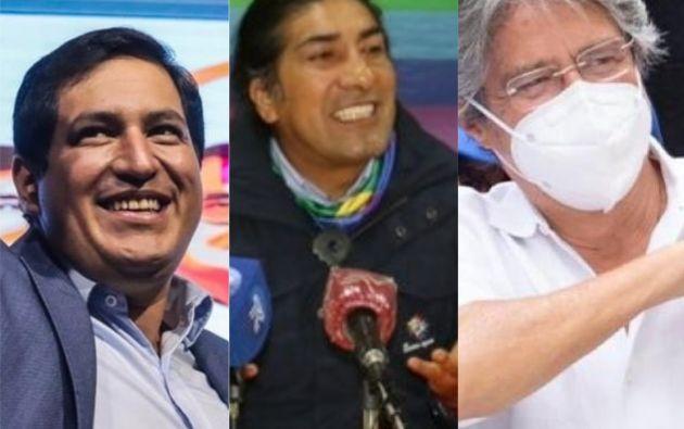 Resultados preliminares por provincias