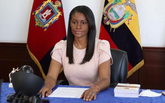 La consulta fue realizada por la fiscal general, Diana Salazar, el 27 de noviembre.