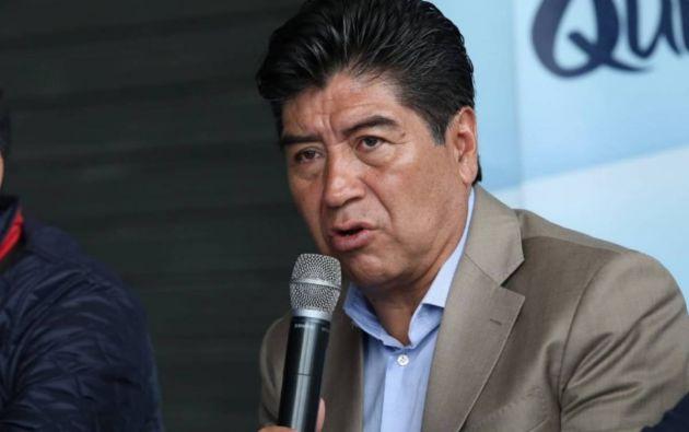 Según los denunciantes, Jorge Yunda controla los directorios de Agua Potable y Obras Públicas.