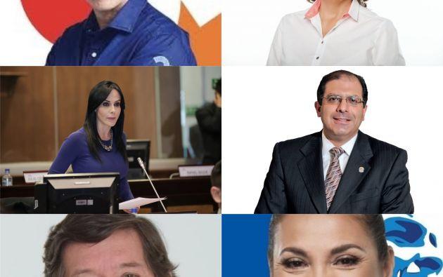 Algunos asambleístas lograron la reelección y otros regresan a la política.