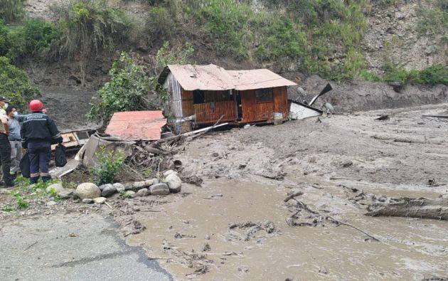 Cantón Chunchi, provincia del Chimborazo. Foto: SGR