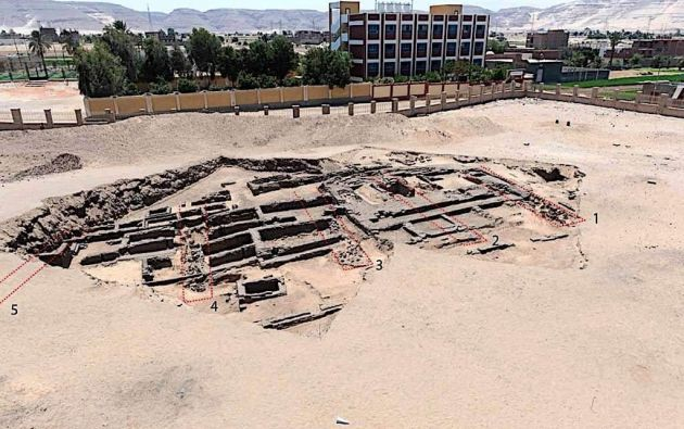 Foto: Ministerio de Turismo de Egipto.