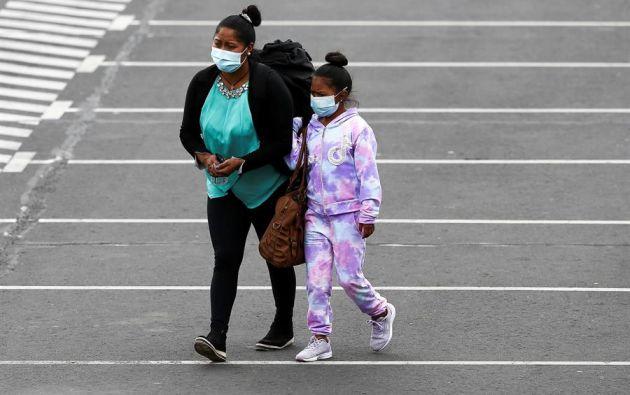 Quito es la ciudad más contagiada con 86.763 casos. Foto: EFE