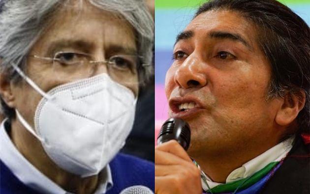 Pérez dijo que no apoyará a Lasso, si este pasa a segunda vuelta.