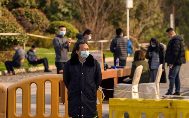"""""""China claramente quiere evitar ser culpada como el lugar donde comenzó la pandemia"""", denuncia HRW. Foto: EFE"""