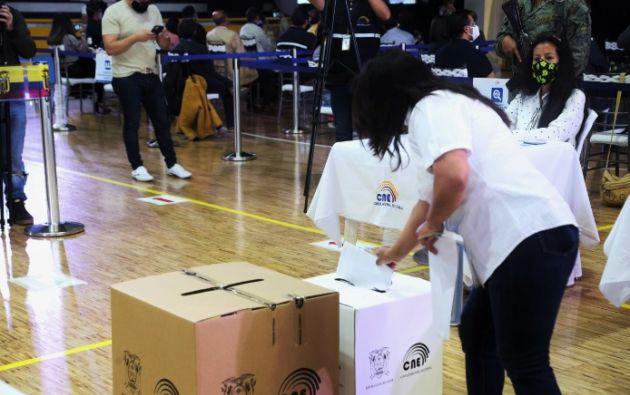 Al menos 122 asambleístas ya tienen su curul asegurada. Foto: CNE