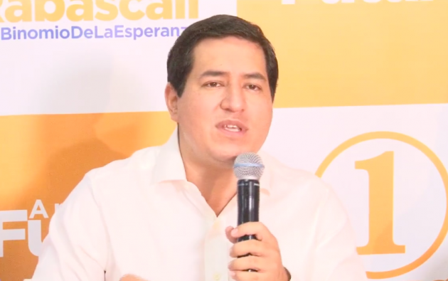 Arauz anunció demandas contra la fiscal y el contralor.
