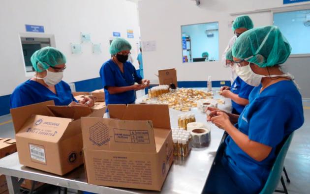 La Arcsa mantiene acciones contra falsificación de medicamentos. Foto: Cortesía