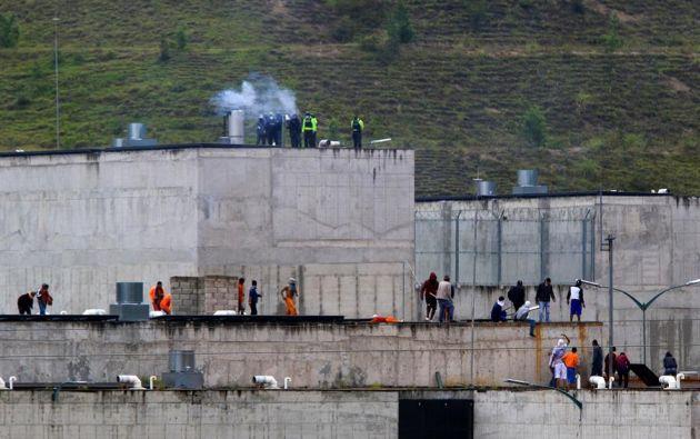 La disputa se da entre quienes buscan mantener la hegemonía en el grupo delictivo. Foto: EFE