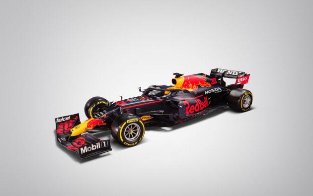 El equipo Red Bull, segundo en 2020, apuesta a destronar a Mercedes y al inglés Lewis Hamilton.