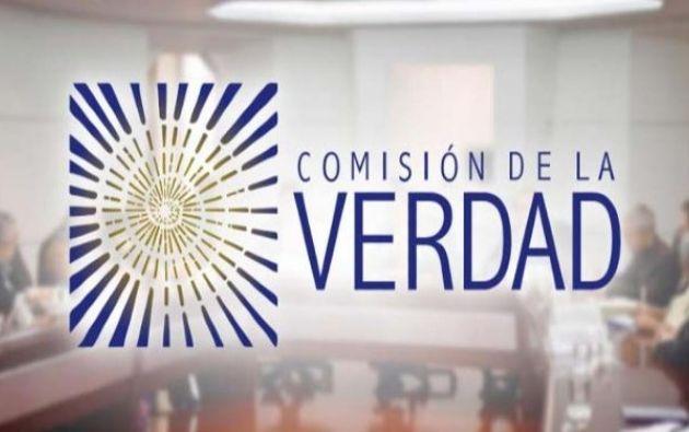 La Comisión fue creada a instancias del acuerdo de paz firmado en 2016 entre el Gobierno colombiano y las FARC.