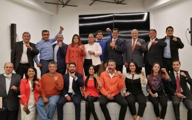 Reunión con el presidente de ID, Guillermo Herrera. @ID12Ecuador