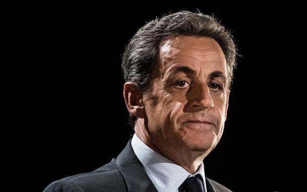 Sarkozy se convierte en el primer exinquilino del Elíseo en ser sentenciado a prisión. Foto: EFE