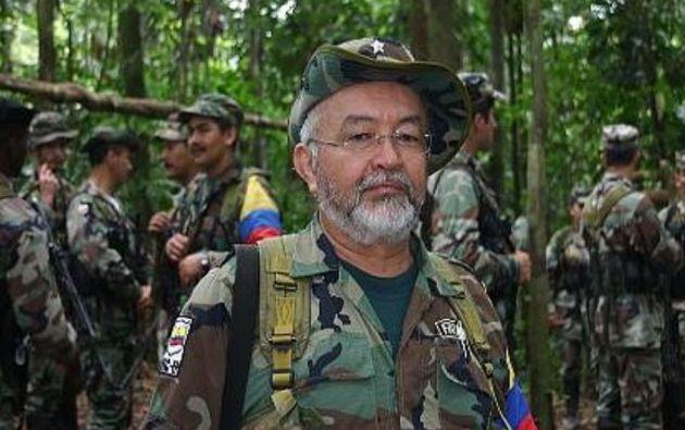 """Para Pizarro, """"el fin de Raúl Reyes fue positivo para la estabilidad y la seguridad nacional de Ecuador""""."""