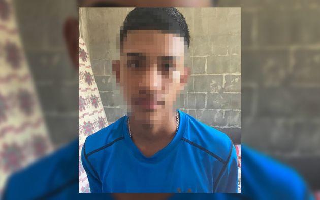 """El detenido, Jaime U.C., es conocido por el alias de """"Ñorqui"""". Foto: Redes"""