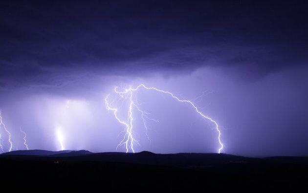 Las lluvias podrían extenderse hasta los primeros días de mayo, y es posible que las tormentas eléctricas superen los rangos normales. Foto: Pixabay