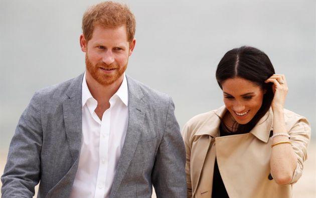 Harry admitió que su sustento inmediato ha sido la herencia que le dejó Lady Diana. Foto: EFE.